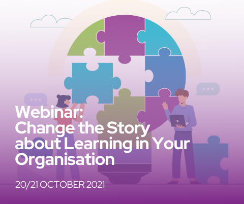 Webinar: Change the Story About Learning in Your Organisation