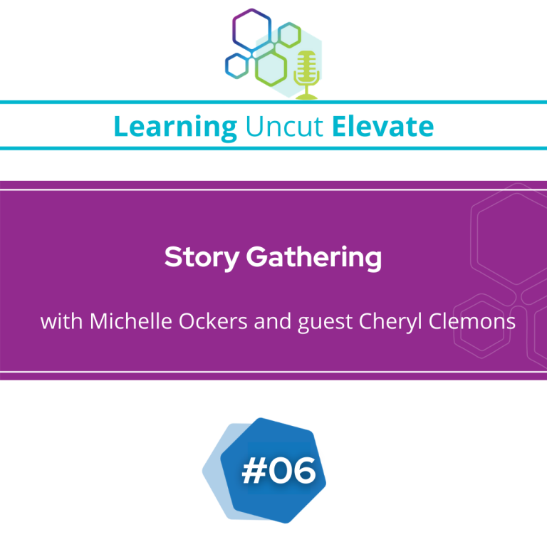 Elevate 06: Story Gathering
