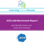 Elevate 09: 2021 L&D Benchmark Report - Gent Ahmetaj
