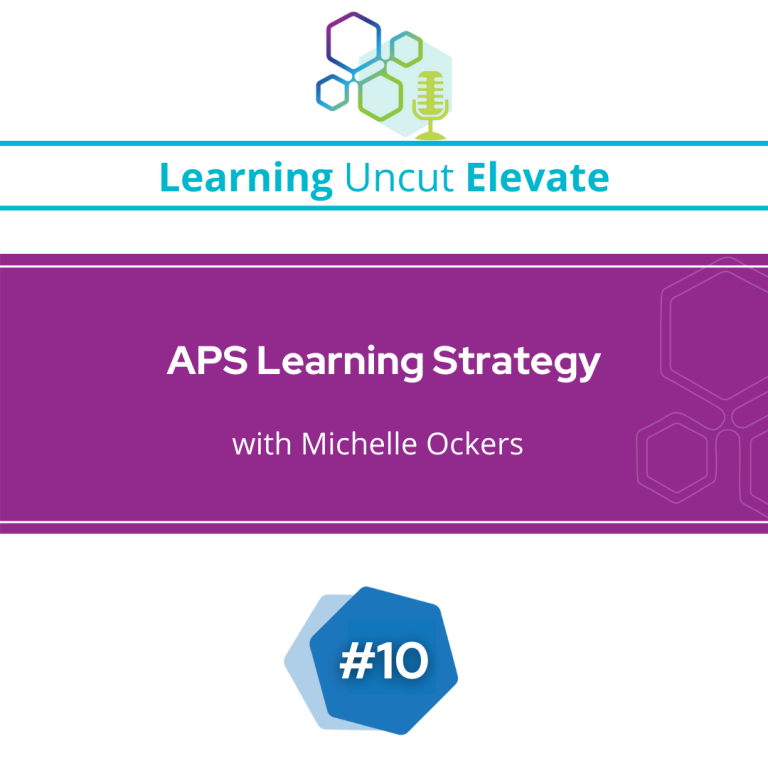 Elevate 10: APS Learning Strategy