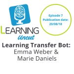 7: Learning Transfer Bot - Emma Weber and Marie Daniels