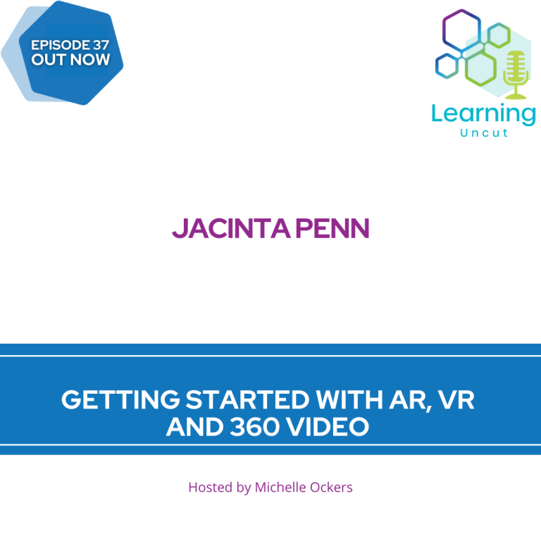 37: Getting started with AR, VR and 360 Video - Jacinta Penn