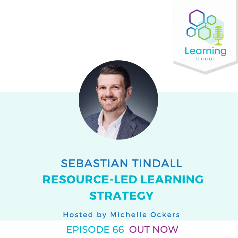 66: Resource-led learning strategy – Sebastian Tindall