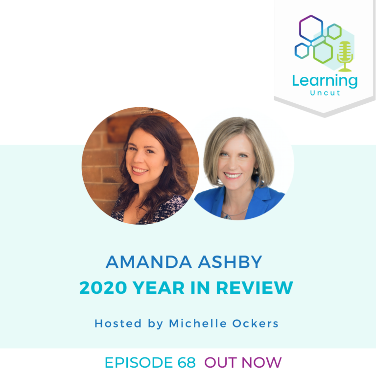 68: 2020 Year in Review – Amanda Ashby