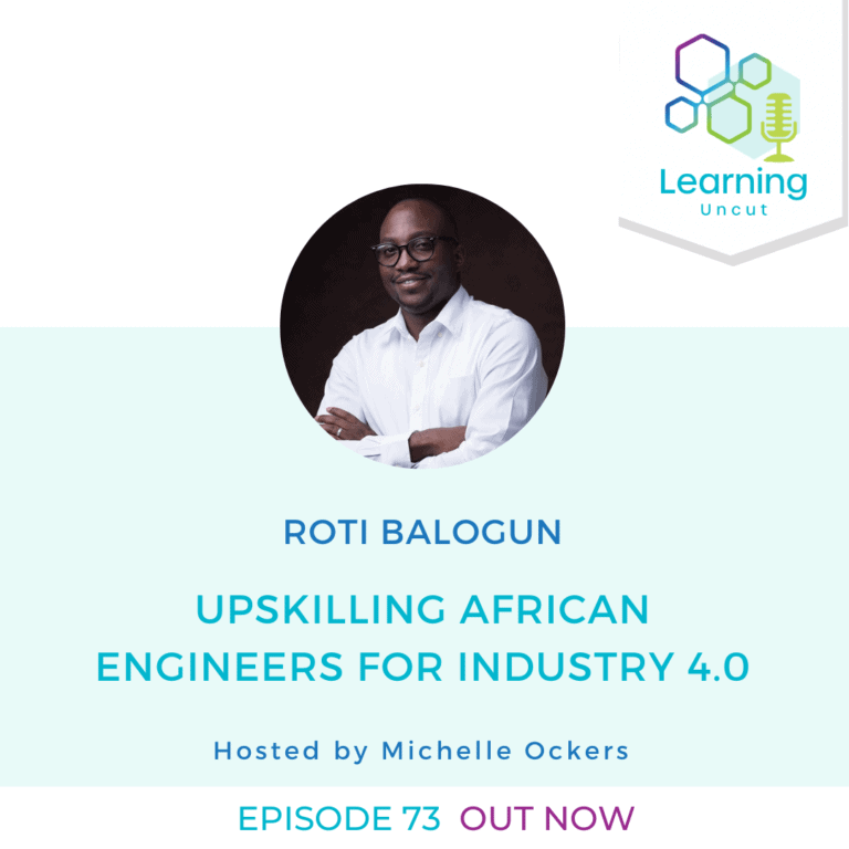 73: Upskilling African engineers for Industry 4.0 – Roti Balogun