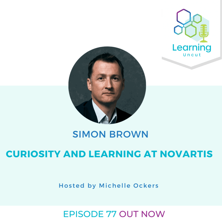 77: Curiosity and Learning at Novartis – Simon Brown