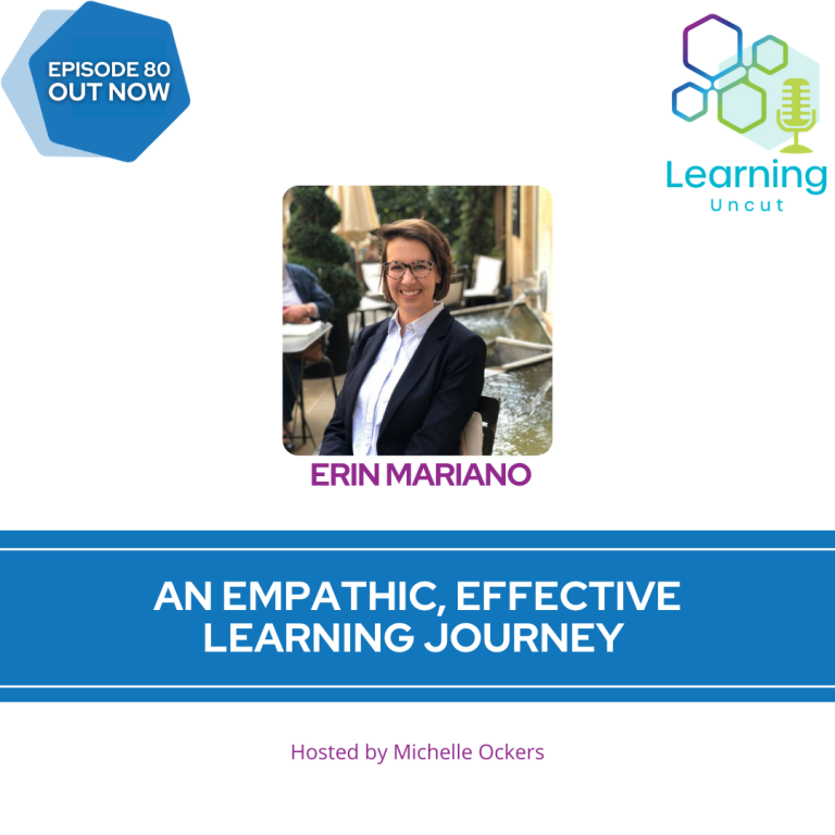 80: An Empathic, Effective Learning Journey - Erin Mariano