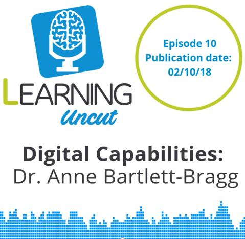 10: Digital Capabilities - Anne Bartlett-Bragg
