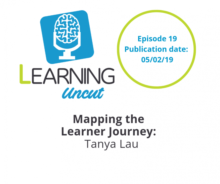 19: Mapping the Learner Journey - Tanya Lau