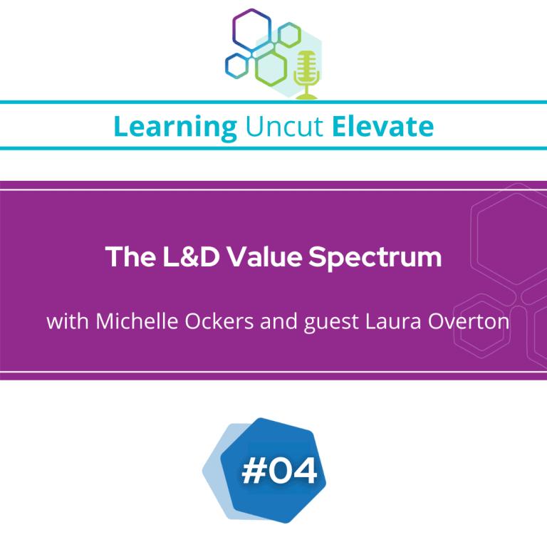 Elevate 04: L&D Value Spectrum