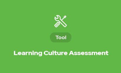 Learning Culture Assessment Tool