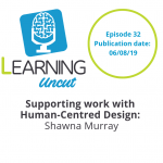 32: Supporting work with Human-Centred Design - Shawna Murray