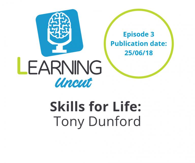 3: Skills for Life - Tony Dunford
