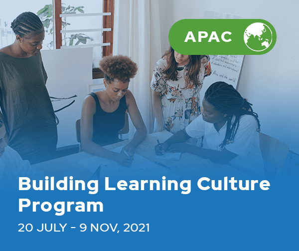 APAC: Building Learning Culture Program