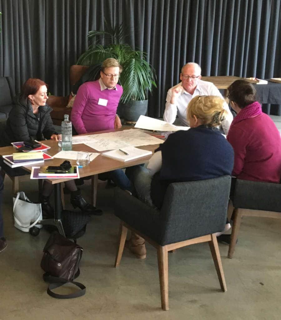 Building Learning Culture Workshop