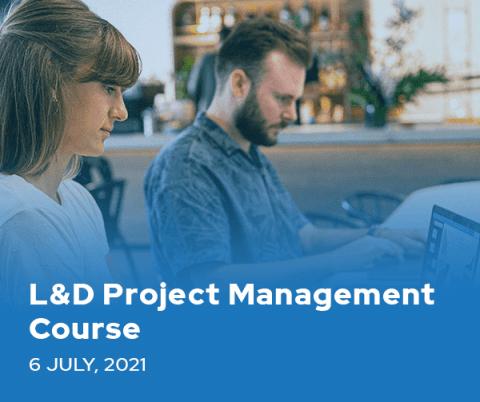 L&D Project Management Course