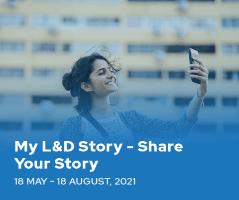 My L&D Why - Share Your Story